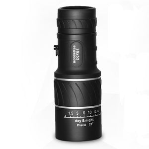 The New 16*52 Single Tube Telescope Has A High Magnification Telescope