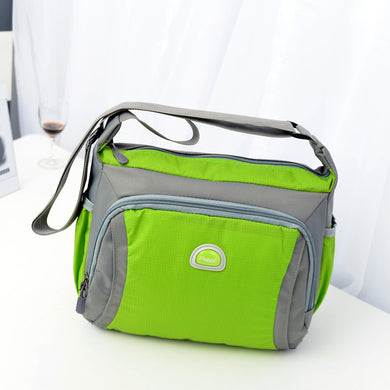 New Type Of Leisure Single Shoulder Is Cross-Packed With Men And Women Backpack Large Capacity Factory Wholesale