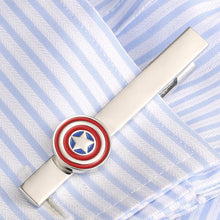 United States Captain Tie Clip High-quality Business Suits Lapel
