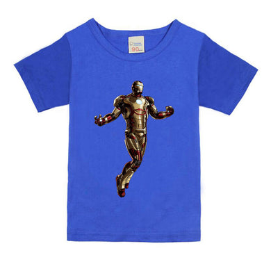 Short Sleeve  Super Hero T-Shirt