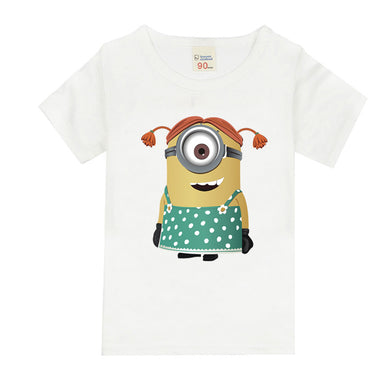 Cartoon Pattern Kid's Clothing