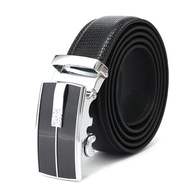 Metal Buckle Durable Thicken Men Belt