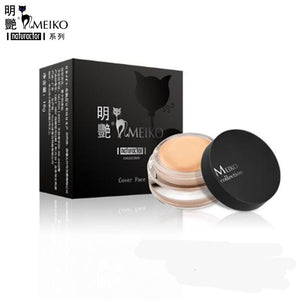 MEIKO Natural Concealer Anti-allergy Foundation Cover Freckles