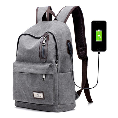 Leisure Travel Computer Bag Backpack Male Fashion Trend Backpacks Big High School Student Bag