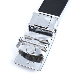 Business Fashion Formal Ratchet Buckle Belt