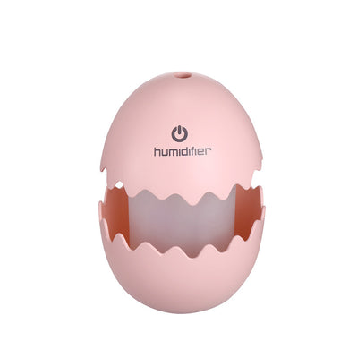100ml Diffuser Aroma Air Humidifier DC5V USB Ultrasonic Mist Maker funny Egg LED light Essential Oil Diffuser for home