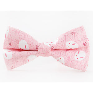 Cotton Printed Fish Fashion Cartoon Casual Men's Clothing Accessories Boy Bow Tie