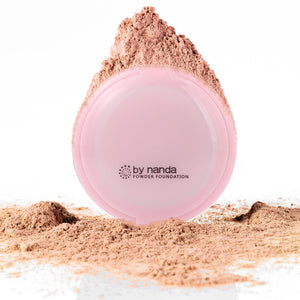 By Nanda Moisture Luster Compact Powder