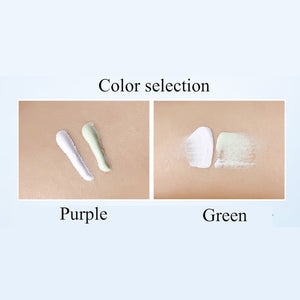 By Nanda Make-up Base Violet Tone Green Tone (35ml)