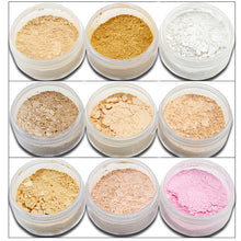 Alpha Makeup Finishing Powder Oil Control Powder with Puff