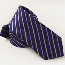 Men's Tie Business Suits Professional Wedding Bridegroom Leisure Wedding Striped  Tie
