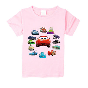 Kids Clothing Sleeve Tees