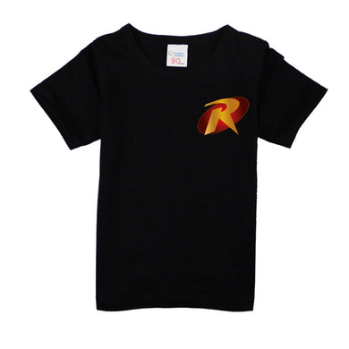 Short Sleeve Solid Color Children Kids Clothing Tees Baby Boys T-Shirts For Children Outwear