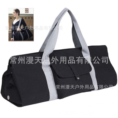 Functional Yoga Collection Bag With Single Shoulder Bag Women Yoga