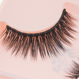 SHILINA Bushy 3D False Eyelashes Multiple Layer Eyelashes (1 pair)