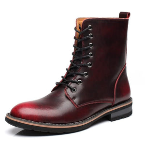 Autumn Mens Ankle Boots