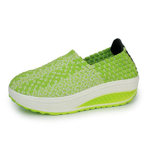 2017 Women/men Breathable Running Shoes Summer Ladies Mesh Net Cloth Sport Shoes