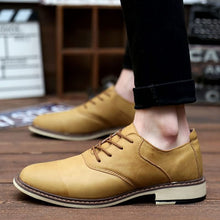 Man Casual Style Handmade Shoes