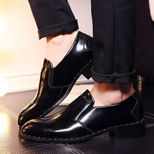Spring Autumn Men Formal Wedding Shoes