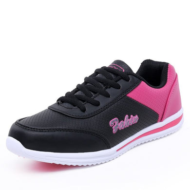 Contrast Colors Training Shoes for Women (1 pair)