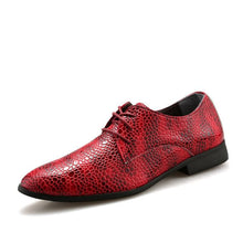 Oxford Shoes For Men Dress Shoes Microfiber Leather