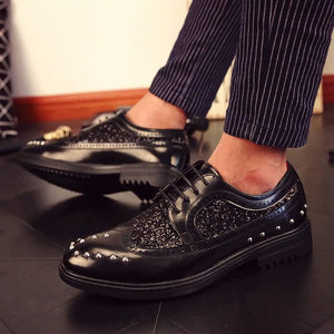 Male Fashionable Oxford Shoes