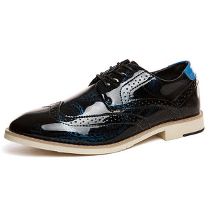 Men Casual Oxford Shoes Fashion
