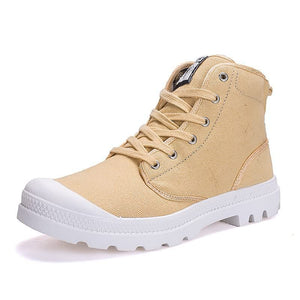 High Canvas Shoes 2017 Hot Sale Men And Classic Casual Shoes New Fashion Couple Shoes (1 pair)