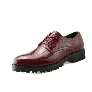 Men Casual Oxford Shoes