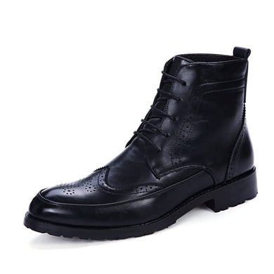 Winter Men Boots High Quality