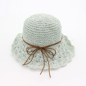 New Arrival  Women's Pink and Light Blue Hat