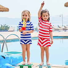 Two Piece 2 Children Swimwear Girls Bikini Swimming Suits For Swimsuit 2018 New Baby Drying 5878 Animal Polyester Sierra Surfer