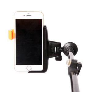 Handheld Mini Tripod Phone Selfie Clip Extendable Monopod Bluetooth Remote Control
