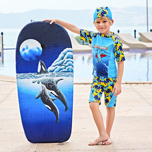 Kids Swimwear Boy Boys Swimsuit For Children Baby Clothes New Child Trunks 5882 Cute Plavky Biquini Infantil Cocuk Mayo