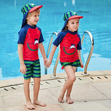 New Children Swimwear Kids Swimsuit Boys Sport Swim Beach Surfing Clothes Boy Gril Swimming Suit Anti-UV Swimming Wear