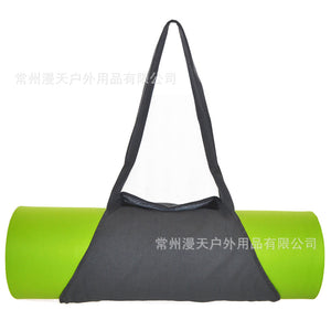 Fitness Yoga Dance Bag Can Be Customized With A Yoga Mat With An Oblique Cross-Shoulder Bag