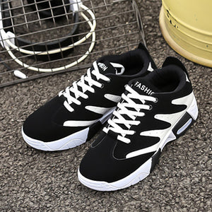 New Men's Shoes Men's Casual Sneaker Running Shoes Of The Travel Shoe Breathable Shoes