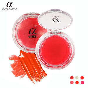 LOVE ALPHA Lip Gloss Jelly Moisture Nude Makeup Lip Gloss
