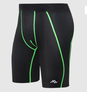 New Arrival Men's Sportswear Shorts Elastic Running Fitness Pants