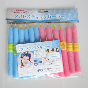Pearl Tampon Hair Stick Does Not Break Hair Sponge Curler Curling  Hair And Curl Tools Wholesale