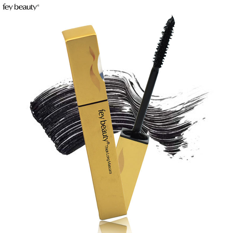 FEY BEAUTY Bushy Mascara Liquid Long Lasting Eyelashes Nutrition Mascara