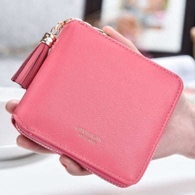 New Arrival Square Simple Female Purse