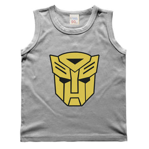 Kids Clothing Transformer Pattern