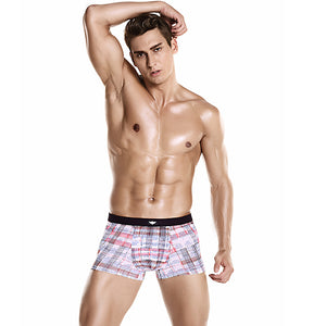 Novel Design Pattern Men's Sexy Boxer Brief