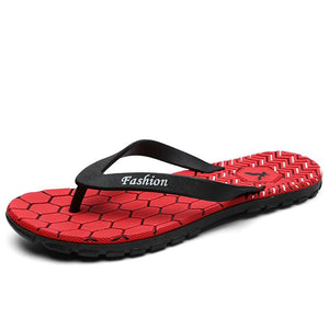 Summer Men Massage Slippers Men Non-Slip