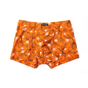 Tree Patterns Men's Soft and Comfortable Boxer Brief