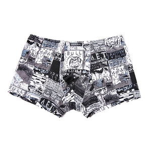 Soft and Comfortable Icey Feeling Men's Boxer Brief