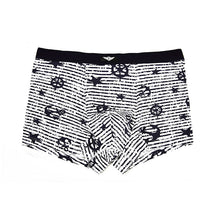 Fashion Pattern Elastic Waist Band Men's Boxer Brief