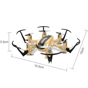 JJRC Remote-Controlled Aircraft Six-Axis Aircraft Remote Control Children'S Toy Indoor Entertainment Fancy Rotation