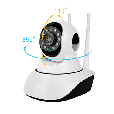 Surveillance Camera Wireless 1080P Smart AP Hotspot WIFI Remote Viewer Network Household